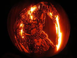 Best Pumpkin Carving Ideas 2015 by I Am Optimus Prime How To 10 Steps With Pictures