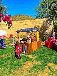 Step2 Roller Coasters Wagons U0026 by Little Tikes Race U0027n Refuel Pit Stop Playhouse Radio Flyer Roller