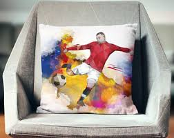 Soccer Themed Bedroom Photography by Soccer Decor Etsy