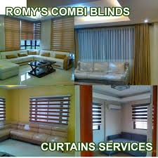 100 Residence Curtains Romys Combi Blinds Services Posts Facebook