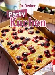 party kuchen cover