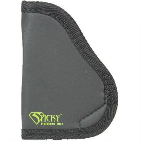 Sticky Holsters MD2 Neoprene Ambidextrous Pocket Holster - Small to Medium