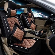 tissu pour siege voiture 2017 cinq siège automobile linge tissu universel de voiture housse