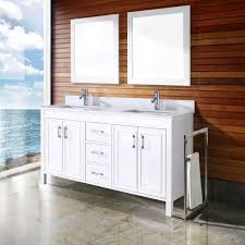 Bathroom Double Vanity Cabinets by Double Sink Vanities Costco