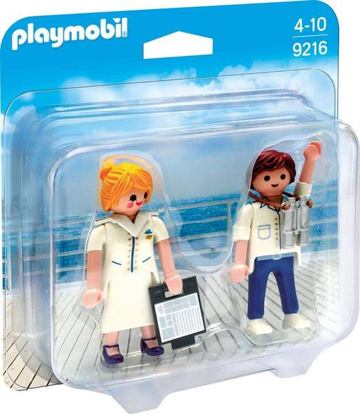 Playmobil 9216 Cruise Ship Officers