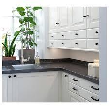säljan arbeitsplatte schwarz marmoriert laminat 246x3 8 cm