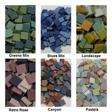 glass mosaic tile 3 8 inch minis solid colors mosaic supplies at