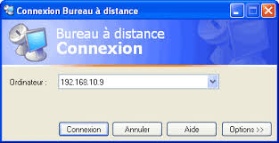 connexion bureau à distance windows xp travail à distance avec le serveur windows 2000 2003 universal