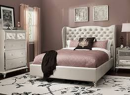 Hollywood Loft Transitional Bedroom Collection