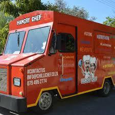 100 Gourmet Food Truck Hangry Chef Home Facebook