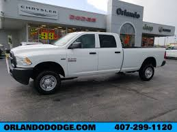 New 2500 For Sale In Orlando, FL - Orlando Dodge Chrysler Jeep Ram