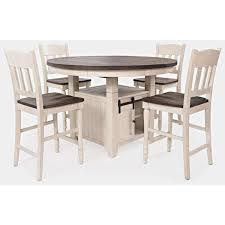 Madison Country Round Dining Table With 4 Chairs Marian Ding Chair In Tufted Camgrey Fabric Set Of 2 By Madison Park Hipvan Pieces Zemke Grey 24w X 23d 37h Amazoncom Madison Park Signature Cooper French Country X Back Chairs Black Leather Wazo Fniture Urban Elevation Upholstered Homesullivan Brown 405425akspu2p The Home Depot Peyton 2piece 2019 Products
