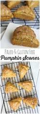 Starbucks Pumpkin Scones Calories by Paleo Gluten Free U0026 Original Pumpkin Scone Recipes