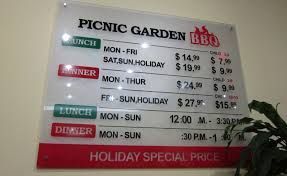 New Jersey Garden Picnic