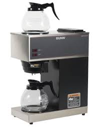 Restaurant Coffee Maker Commercial Automatic BUNN Brewer Warmers 2