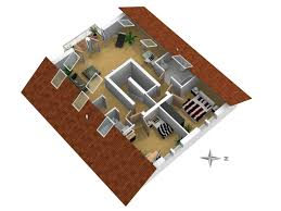 100 Attic Apartment Floor Plans Plan Please Home Blueprints 88806