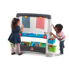 Step2 Art Master Desk by Amazon Com Step2 Jumbo Art Easel For Kids Toys U0026 Games