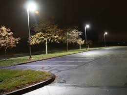 What Your Parking Lot Lighting Tells You About Intelligent