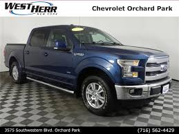 100 West Herr Used Trucks 2016 Ford F150 For Sale In The Buffalo NY Area