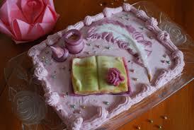 livre pate a sucre gateau mousse à la framboise décor écritoire féérique le