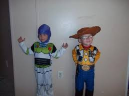 Halloween Costumes Memoirs Of A by Toy Story Buzz Lightyear Toddler Halloween Costume Walmart Com