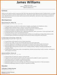 Resume Professional Summary Sample Examples 9 10 What Goes In A ...