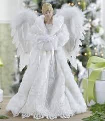 An Exquisite Beautiful Angel Tree Topper Such Detailingfrom