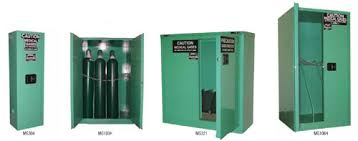 Flammable Liquid Storage Cabinet Canada by Buy Medical Gas Storage Cabinets From Securall In Canada
