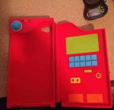 iPhone PokeDex Case Pokemon Video Game Fun