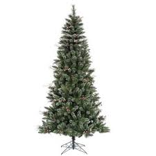 Snow Flocking For Christmas Trees by Flocked Christmas Trees You U0027ll Love Wayfair