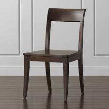 Crate And Barrel Dining Room Chairs by Wood Dining Room Furniture Crate And Barrel