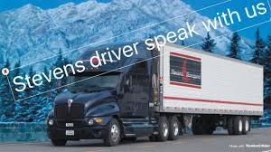 100 Stevens Truck Driving School Transport Driver YouTube