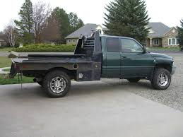F350 With A Flat Bed/sled Deck??? [Archive] - SnoWest Snowmobile Forum
