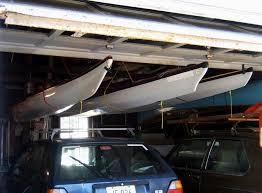 Kayak Hoist Ceiling Rack by Kayak Hoist