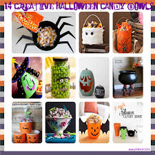 Halloween Candy Dishes by 14 Creative Halloween Candy Bowls U2013 Pinlavie Com