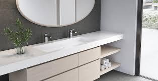 waschtische nach maß helopal sanitär für badezimmer und