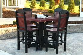 High Dining Room Tables And Chairs by Kitchen High Dining Room Tables Tall Chairs Square With Bar Height