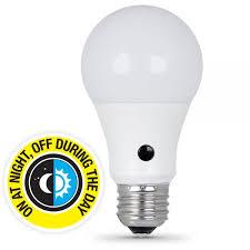 light bulb dusk to light bulb magnificent design outdoor