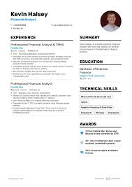 Financial Analyst Resume Example And Guide For 2019 Financial Analyst Resume Guide Examples Skills Analysis Senior Inspirational Business Sample Narko24com Core Compe On Finance Samples For Fresh Graduate In Valid Call Center Quality Cool Collection New Euronaidnl Template Tjfsjournalorg 1415 Example Of Financial Analyst Resume Malleckdesigncom Entry Level Tips And Templates Online Visualcv