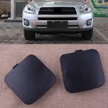 100 Tow Hooks For Trucks 2pcs Front Left Right Bumper Hook Eye Cover Cap For Toyota RAV4