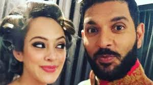 Newly Married Yuvraj Singhs Wife Hazel Keech Has Joined Her Husband On Team Indias Tour Of