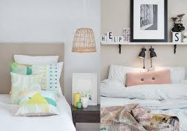 chambre nordique best chambre scandinave pastel ideas design trends 2017