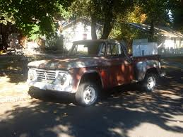 100 1962 Dodge Truck CC Outtake 1964 D100 Pickup A Familiar And