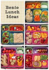 bento lunch ideas week 1 smashed peas and carrots lunches
