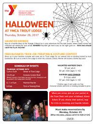Haunted Hayride 2014 Ontario by Ymca Halloween