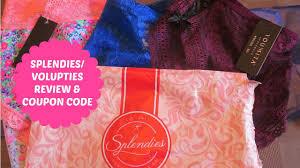 Splendies/Volupties Review And Coupon Code *Sponsored*