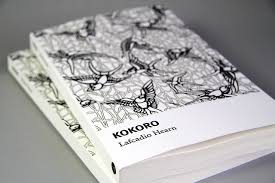 Kokoro Hints And Echoes Of Japanese Inner Life Cover By Wabi Sabi Press Via
