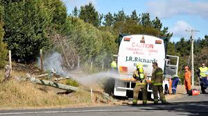 100 Truck Crashes Video Crash In Welby PHOTOS And VIDEO Southern Highland News