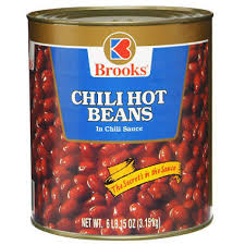 Brooks Chili Hot Beans