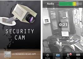 Use your iPhone as a Spy Camera